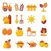 Agriculture set