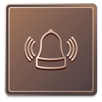 Alarm bell icon