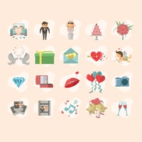 Collection of wedding theme