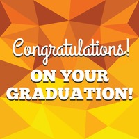 Congratulations on your graduation card