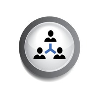 Connected group icon