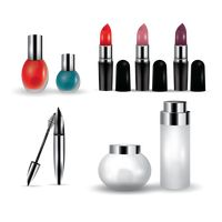 Cosmetic products set