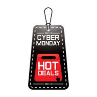 Cyber monday hot deals tag