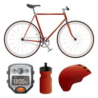 Cycling equipments