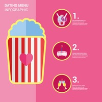 Dating menu