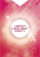 Deep house party design