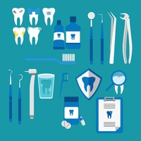 Dental equipment collection