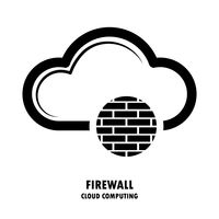 Firewall cloud computing