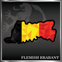 Flemish brabant wallpaper