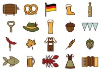 German icon set