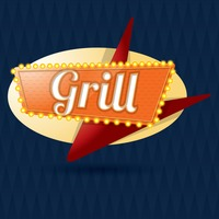 Grill signboard