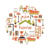 Home furniture and accessories collection