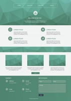 Infographic of website