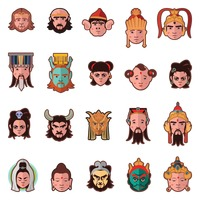 Journey to the west characters