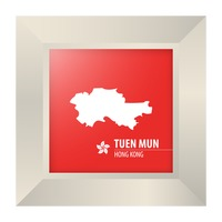 Map of tuen mun