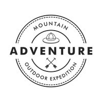 Mountain outdoor expedition