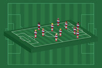 Netherlands team formation