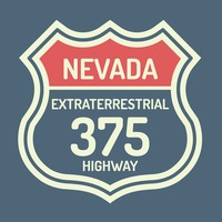 Nevada route sign