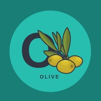 O for olive.