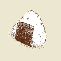 Onigiri rice ball