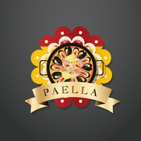 Paella label