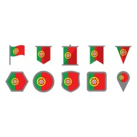 Portugal flag icons