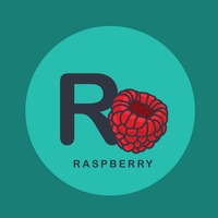 R for raspberry.