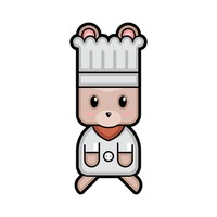 Rabbit chef