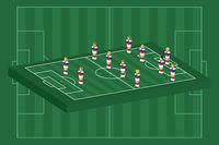 Russia team formation