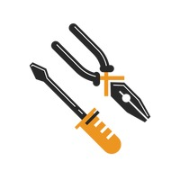 Screwdriver and cutting plier