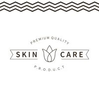 Skin care product label