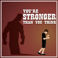 You're stronger than you think quote