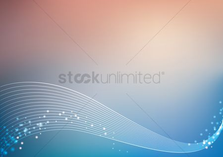 Vectors : Abstract background