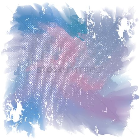 Grunge : Abstract watercolor background