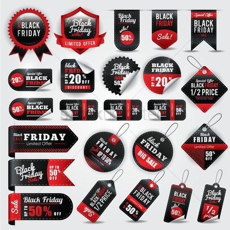 Ribbon : Black friday sale collection