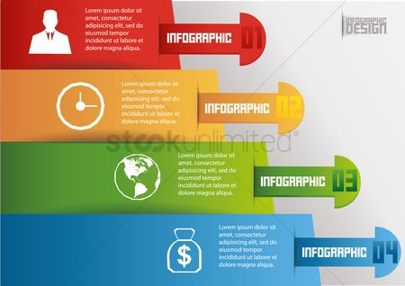 Infographic : Business infographic