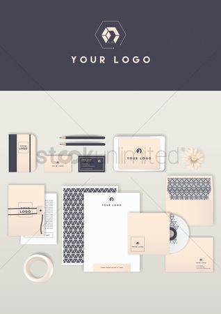 Business : Corporate identity