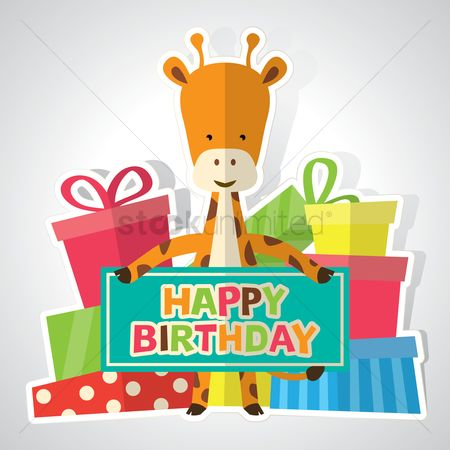 Celebration : Happy birthday card