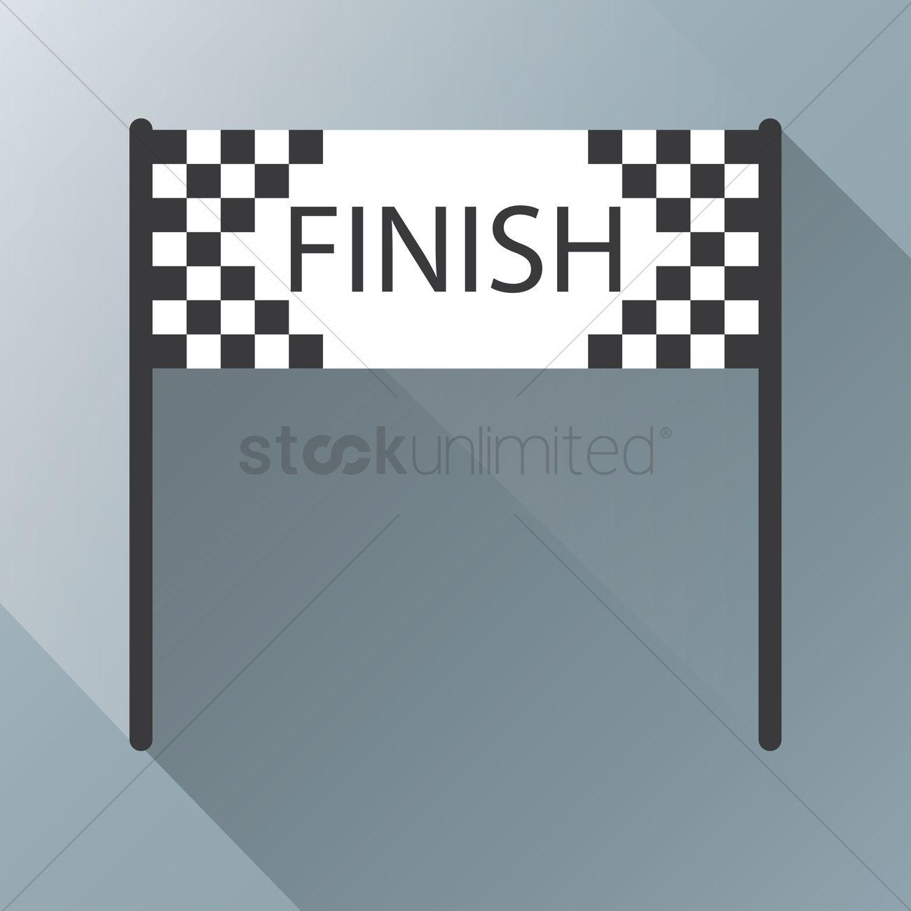 finish line banner vector image  1438069  stockunlimited