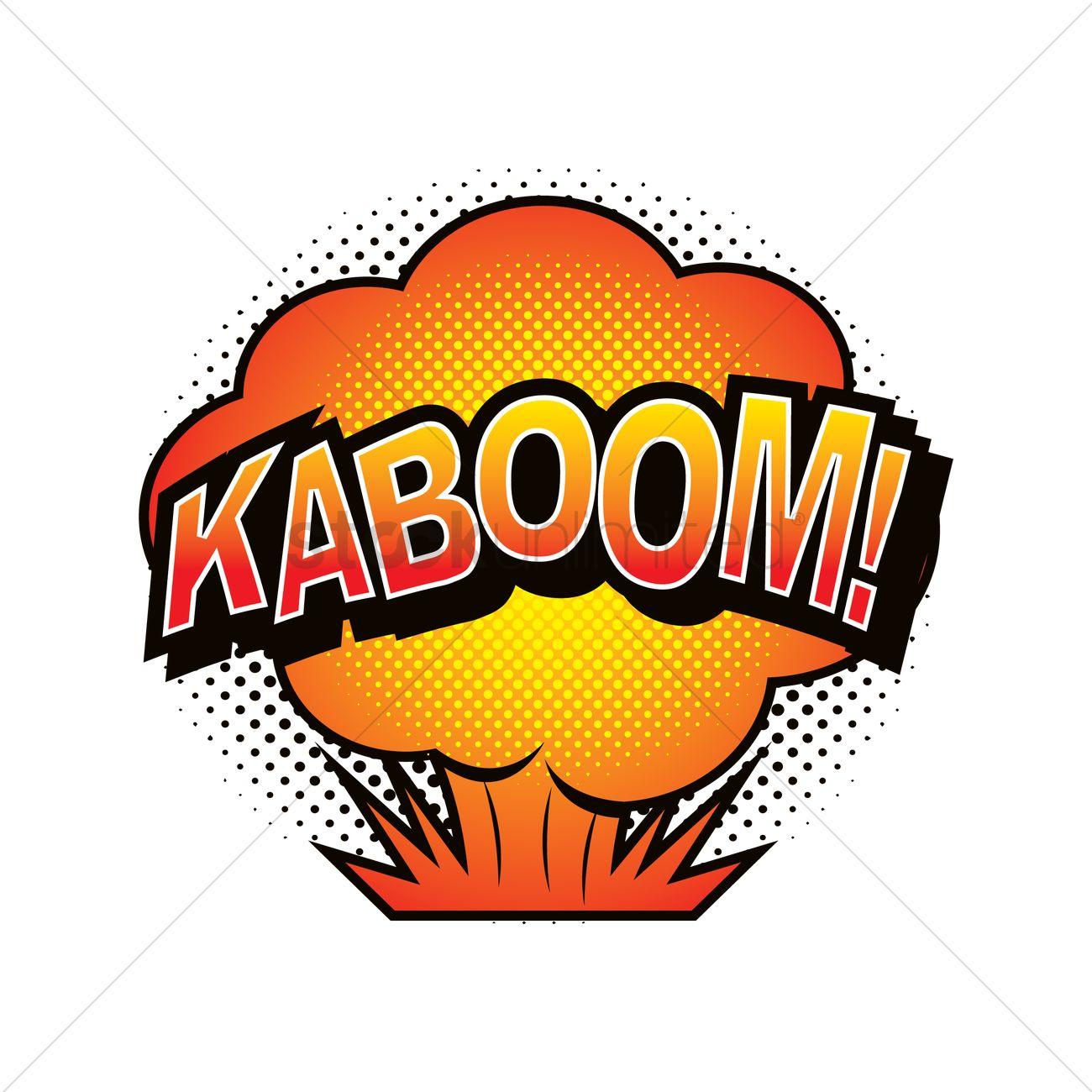 kaboom comic speech bubble vector image 1711041 speech bubble vector png speech bubble vector png