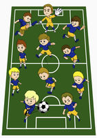 Bosnia and herzegovina team formation