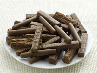 Chocolate fingers and flakes