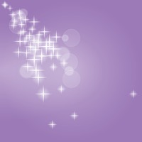 Abstract star background