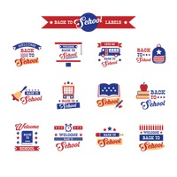 Popular : Back to school labels