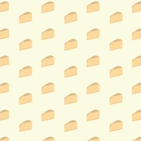 Popular : Background with slices of cakes