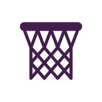Basketball hoop Vector Image - 1978487 | StockUnlimited