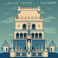 Belem tower wallpaper