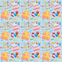 Popular : Birthday theme background