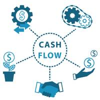 Popular : Cash flow icons
