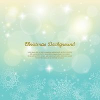 Christmas sparkle background design